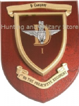 1st BN D Company Parachute Regiment Army Military Wall Plaque Para